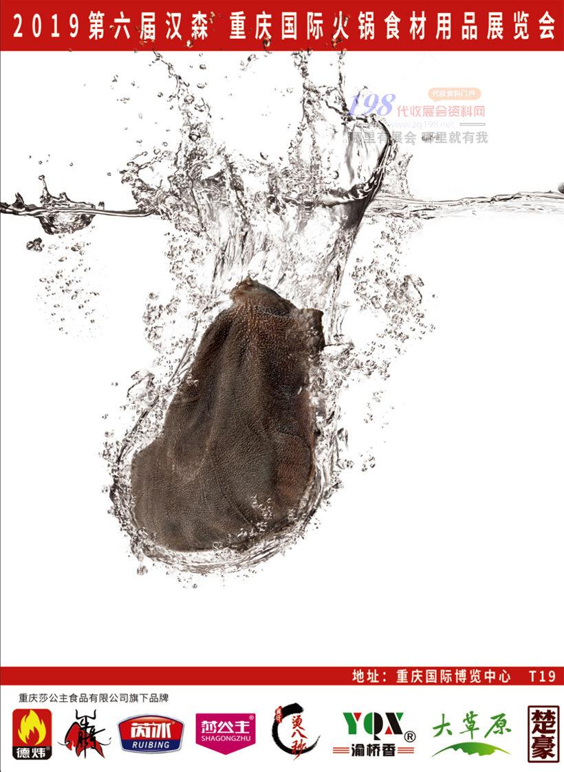 2019重庆国际火锅食材用品及连锁加盟展会刊-3
